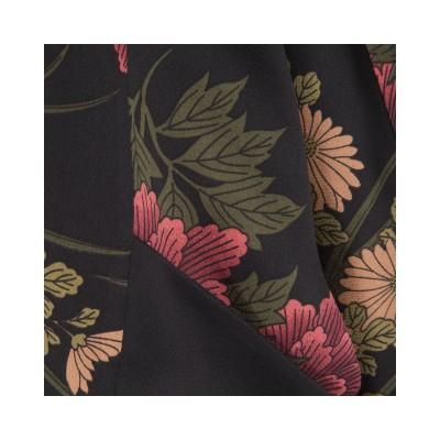 Sofie Schnoor Kimono sort blomster