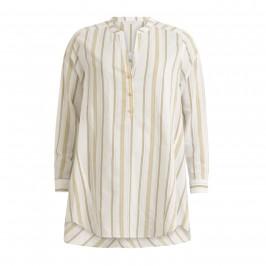 oversize skjorte med striber coster copenhagen