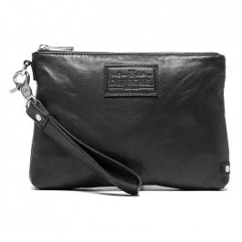 sort clutch lille taske depeche