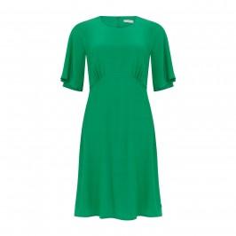 kort grøn kjole coster copenhagen
