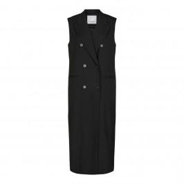 lang sort blazer vest co couture