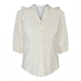 damebluse off white m. smock co couture