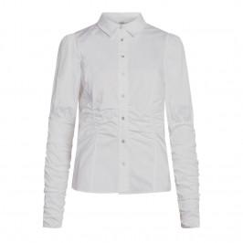hvid dameskjorte co couture