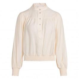 langærmet damebluse off white co couture