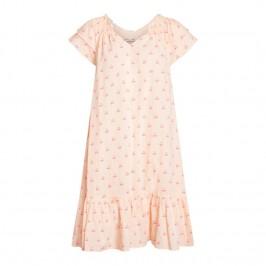 kort kjole med kirsebær print co couture