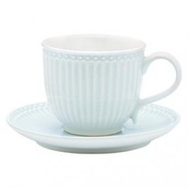 GreenGate Kaffekop Alice pale blue-20