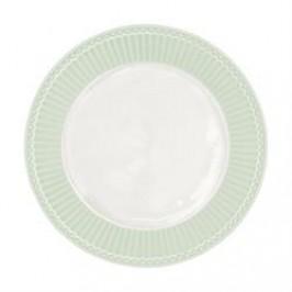 GreenGate Tallerken Alice pale green-20