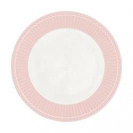 GreenGate Middagstallerken Alice pale pink-20