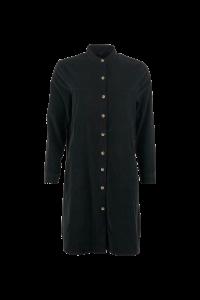 black colour skjorte kjole sort