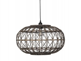 Chic Antique lampe i naturfarvet rattan 71412-25