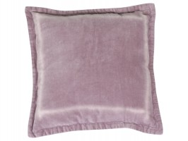 Chic Antique pude i rosa velour med tiedye
