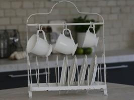 Chic Antique stativ 61330-01   Til kopper og tallerkener