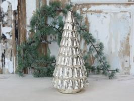 Chic Antique Juletræ H31 Fattigmandssølv-20