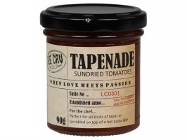 Le Cru Tapenade Soltørrede tomater-20