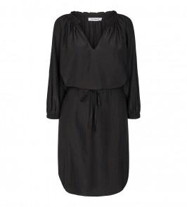 kort sort kjole co couture