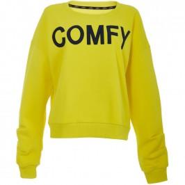 COMFY COPENHAGEN sweatshirt gul
