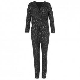jumpsuit sort silver dots comfy copenhagen
