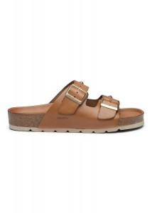 sandal brun m. nitter amust