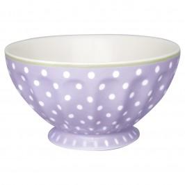 GreenGate French bowl Spot lavendar