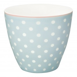 GreenGate lattekop Spot pale blue