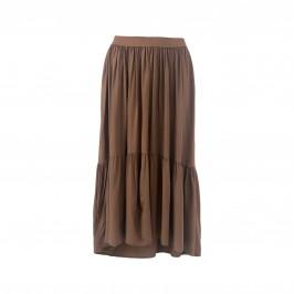 nederdel camel black colour
