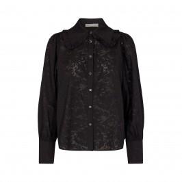 langærmet skjorte sort sofie schnoor