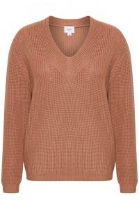 strik pullover rosa saint tropez