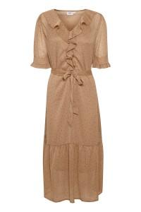 kjole m. prikker saint tropez