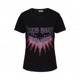 T-shirt med print Sofie Schnoor