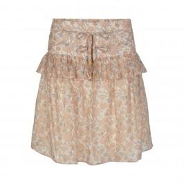 kort nederdel rosa sofie schnoor