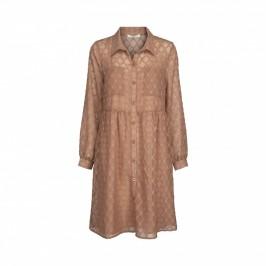 kort kjole camel sofie schnoor