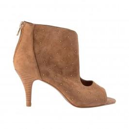 høj støvlet lys brun sofie schnoor