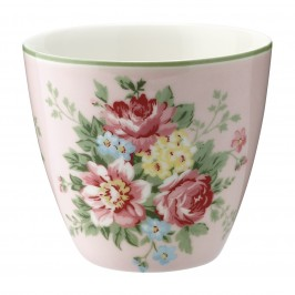 GreenGate Aurelia pale pink lattekop