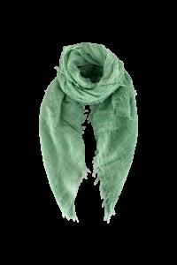 tørklæde grøn black colour