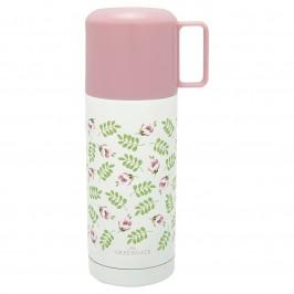 GreenGate Lily petit white termoflaske