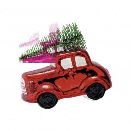 GreenGate Car red juleophæng fra Winter 2019