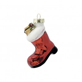 GreenGate Boot red ornament fra Winter 2019