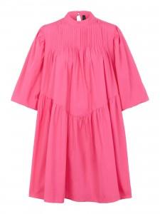 pink kort kjole yas