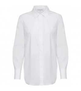 hvid dame skjorte continue