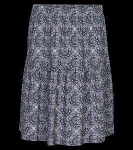 Nederdel lyseblå in front