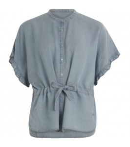 Denim bluse Coster Copenhagen