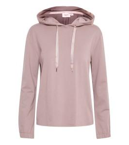 hoodie rosa saint tropez