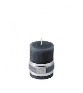Lene Bjerre Rustikt Bloklys / Dark Grey Small-20
