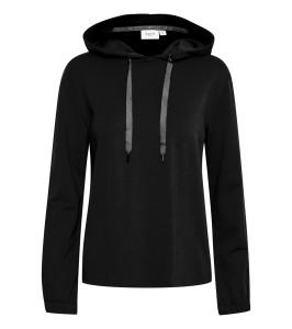 hoodie sort saint tropez