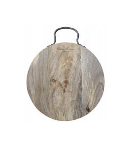 Chic Antique Tapasbræt mangotræ-20