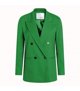 oversize blazer grøn co couture