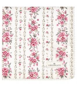 GreenGate Stofserviet Flora vintage-20