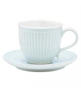 GreenGate Kaffekop Alice pale blue-20