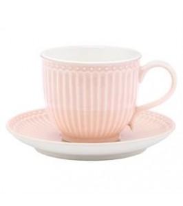 GreenGate Kaffekop Alice pale pink-20