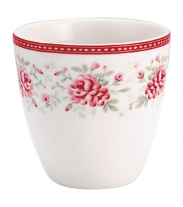 GreenGate Mini Lattekop Flora vintage-20